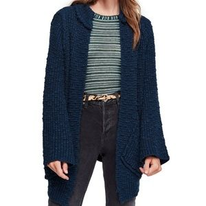 Free People Waterfront Cardigan Sweater